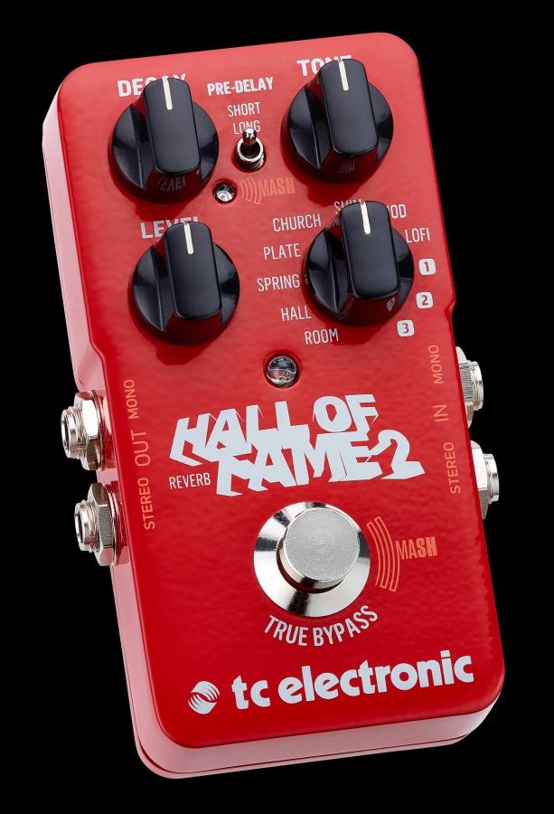TC Electronic Hall of Fame II