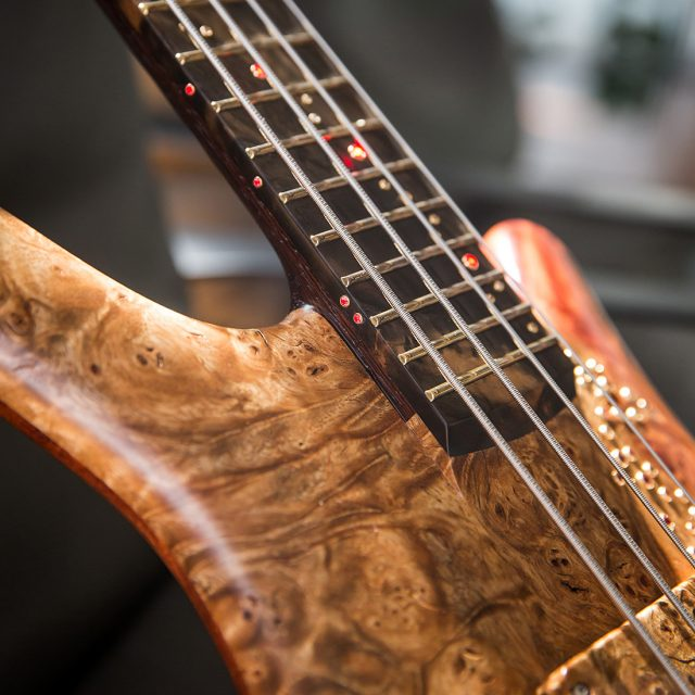 Warwick 60th Anniversary Thumb Bass