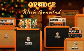 50 życzeń od Orange Amplification na 50-lecie