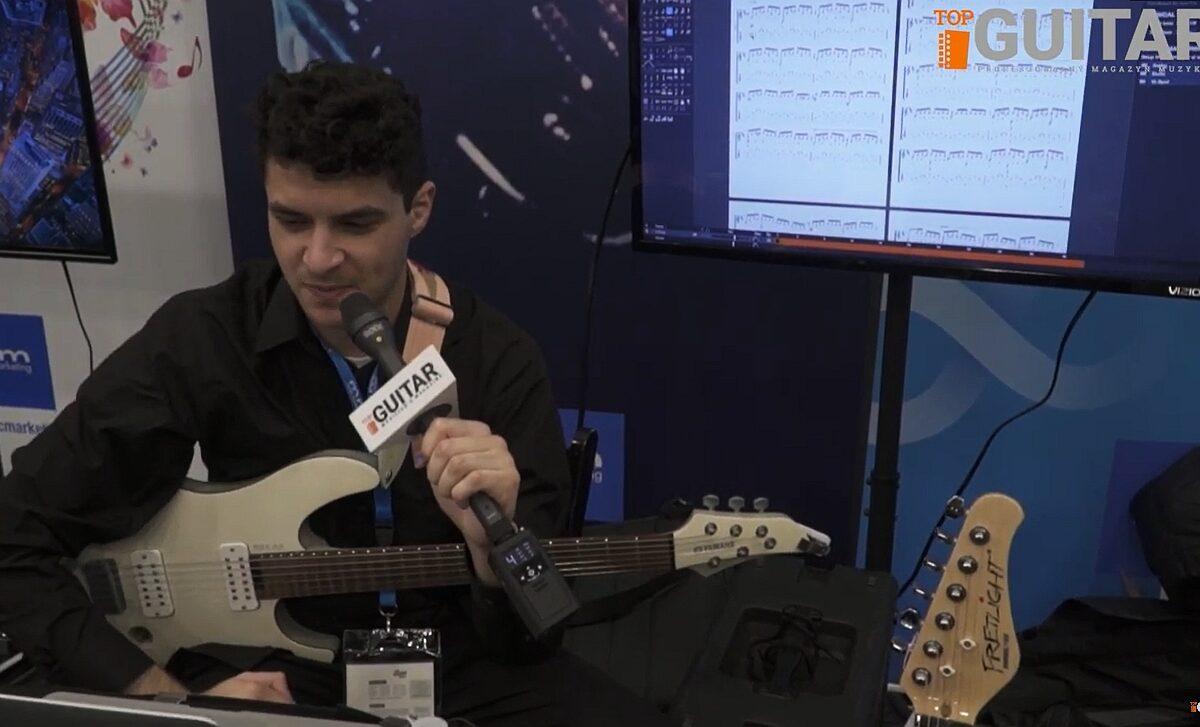 Nowe funkcje Guitar Pro 7.5 – Namm 2019