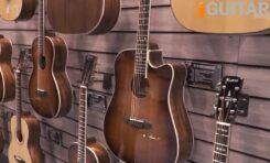 Gitary akustyczne Framus na NAMM 2019