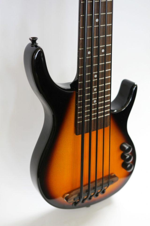 Kala U-Bass SUB 5 Sunburst