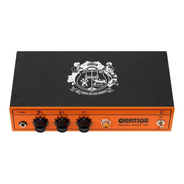 Orange Amplification Pedal Baby 100