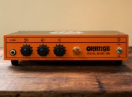Orange Amplification Pedal Baby 100