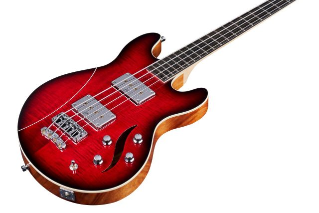 Warwick Sklar Bass I Artist Series Teambuilt
