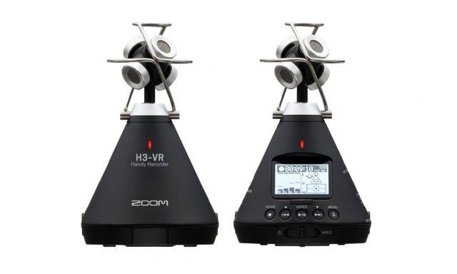 Zoom H3 VR