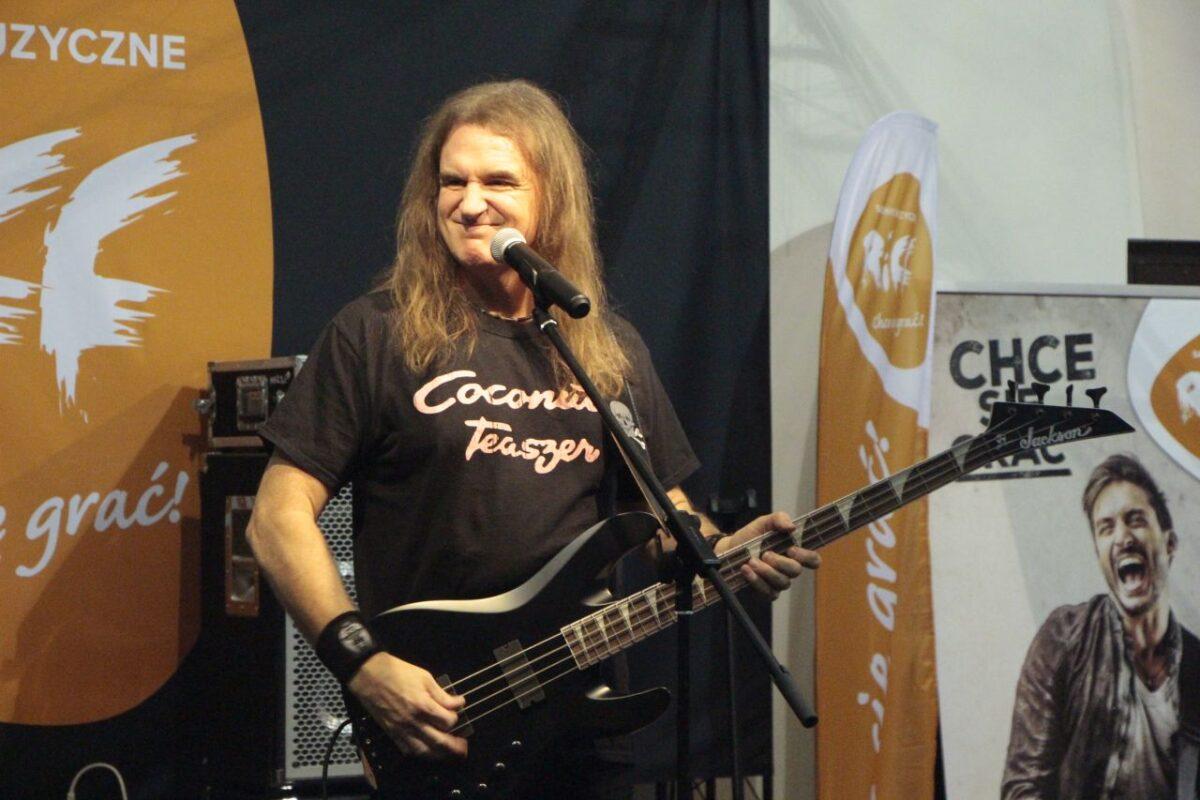 WOŚP: Wylicytuj gitarę Ellefsona z Riff Megastore
