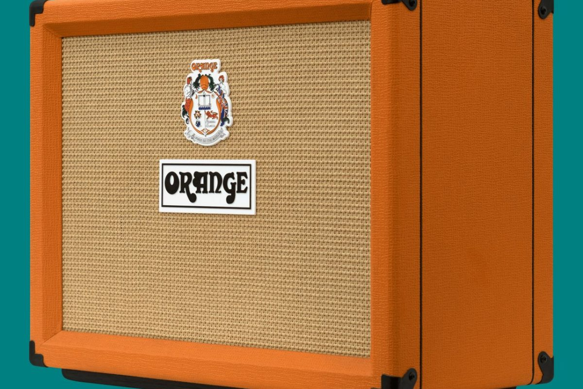 Orange Amplification TremLord 30