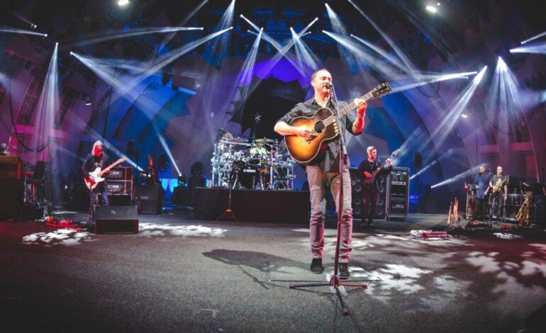 Dave Matthews Band - wywiad przed polskim koncertem