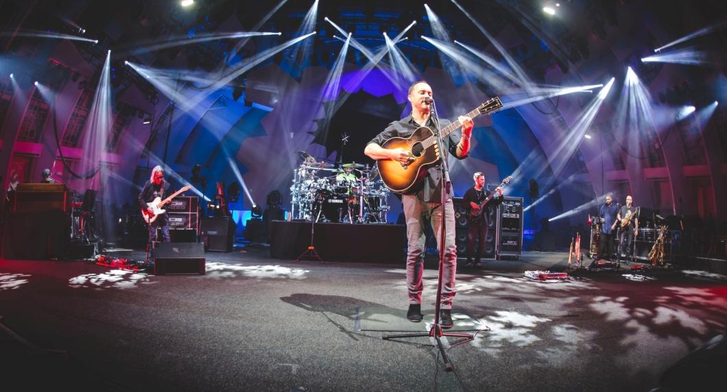 Dave Matthews Band – wywiad przed polskim koncertem