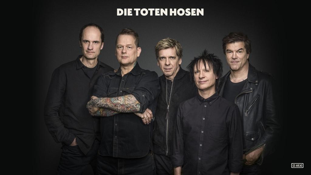 Die Toten Hosen – koncert w Polsce!