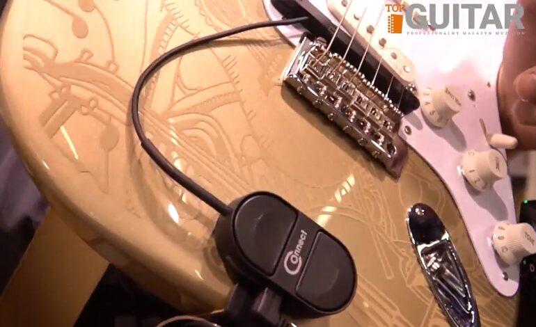 Bezprzewodowy kontroler gitarowy Fishman - NAMM 2019