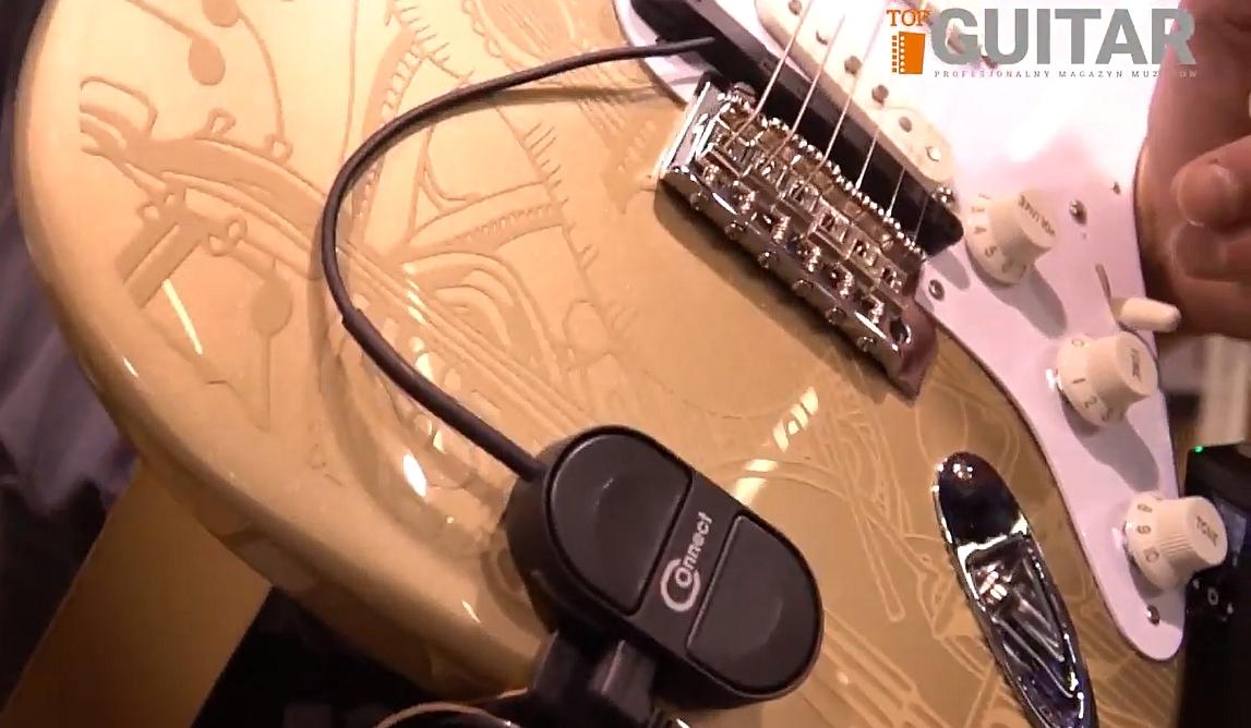 Bezprzewodowy kontroler gitarowy Fishman – NAMM 2019