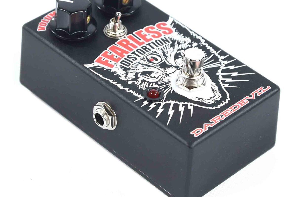 Dare Devil Pedals Fearleass V2