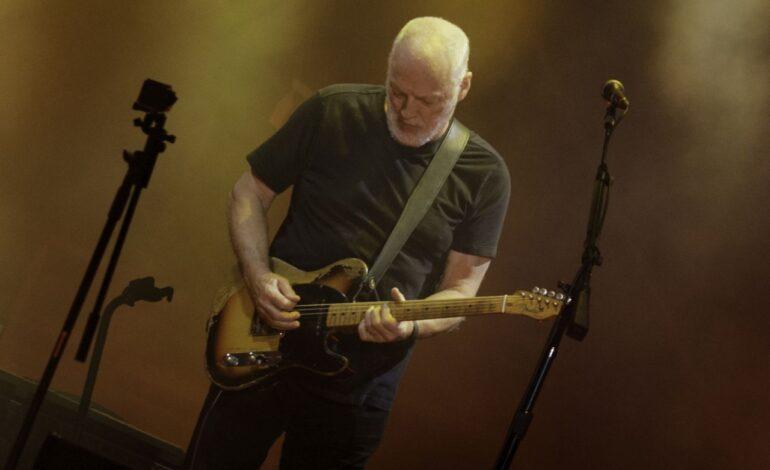 Zabrzmij jak: Dave Gilmour