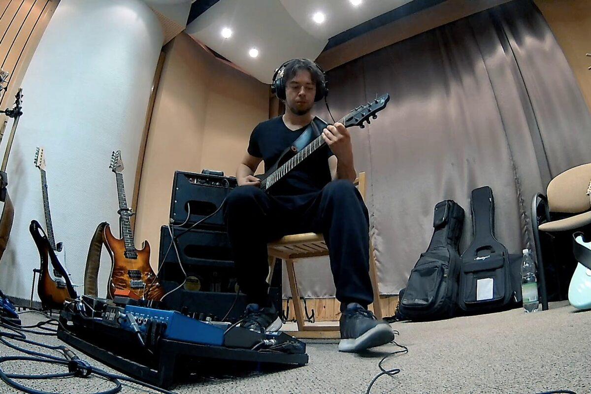 """Zagraj z Pilichowskim: """"Waiting For"""" – gitara"""