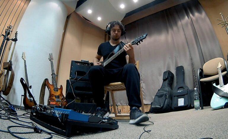 """Zagraj z Pilichowskim: """"Waiting For"""" - gitara"""
