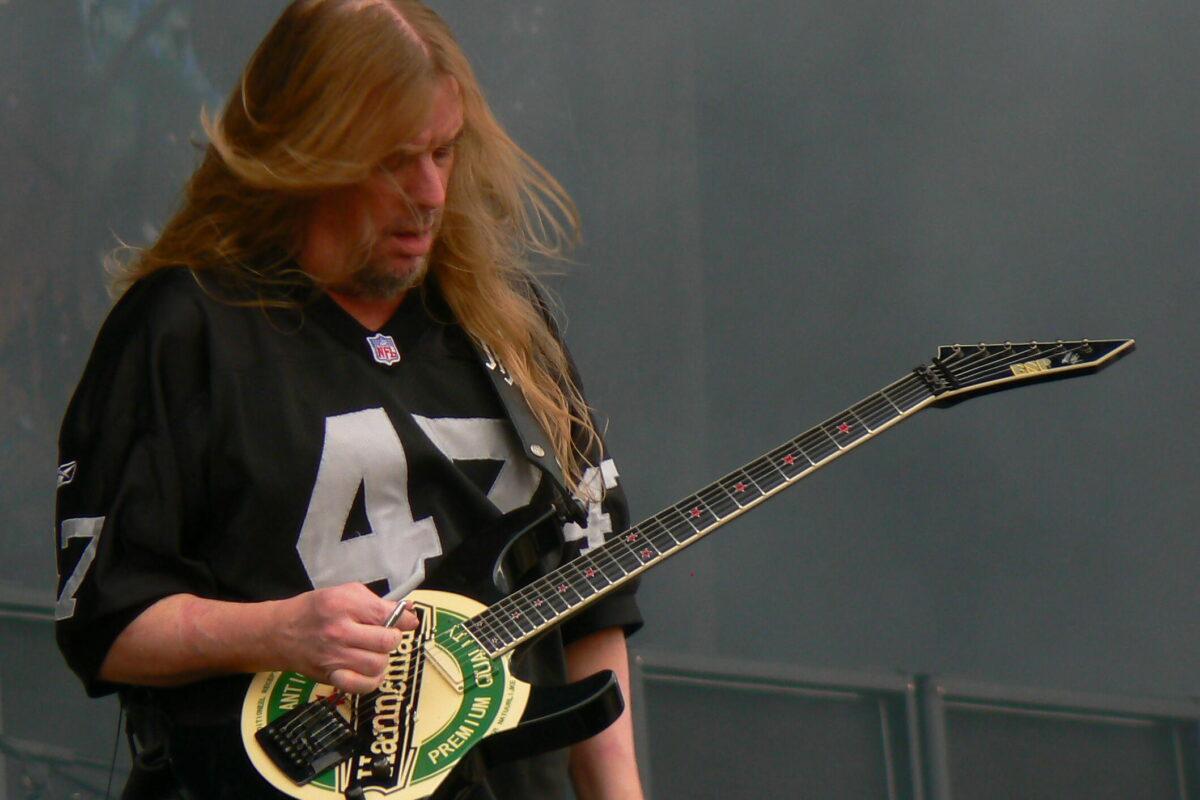 Artysta ESP: Jeff Hanneman