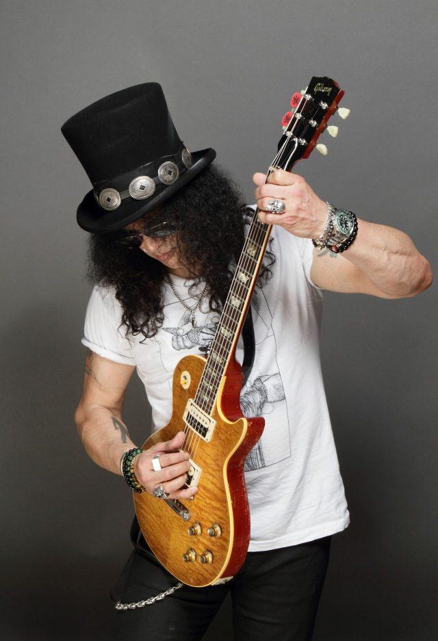 Slash, fot. Gene Kirkland