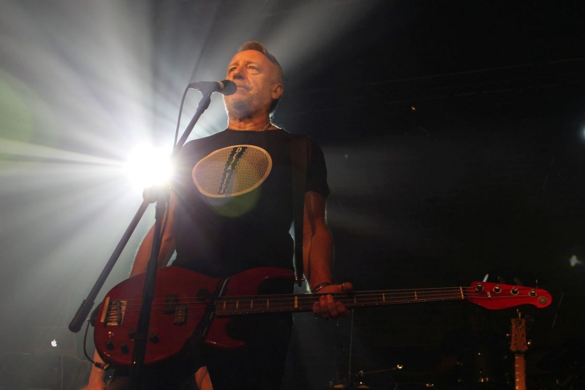 Peter Hook And The Light – koncertowe brzmienie Yamahy