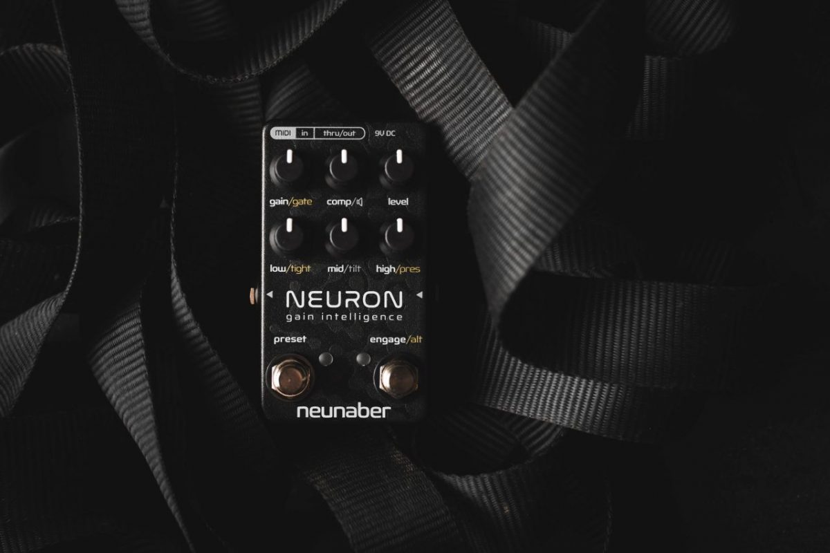 Neunaber Neuron – inteligentny gain