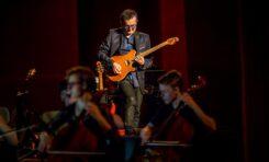 Jacek Królik. Gitara elektryczna, wokale i... orkiestra smyczkowa, czyli Rock Orchestral Cugowski Królik (R.O.C.K.)