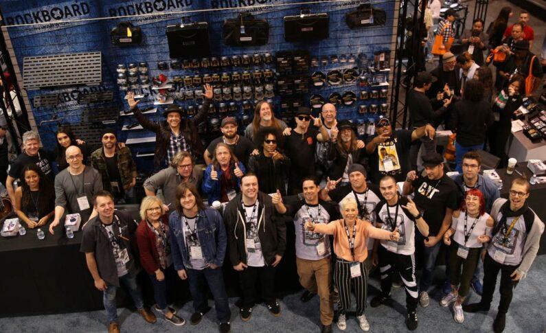 """RockBoard z nagrodą """"Best in Show"""" na NAMM 2019"""