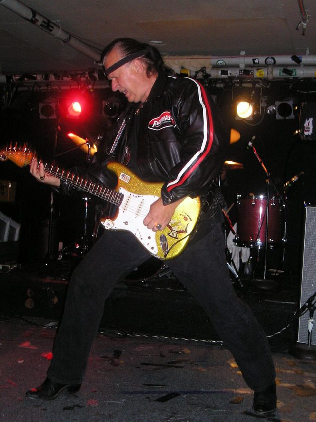 Dick Dale, fot. Sswonk/Wikimedia Commons