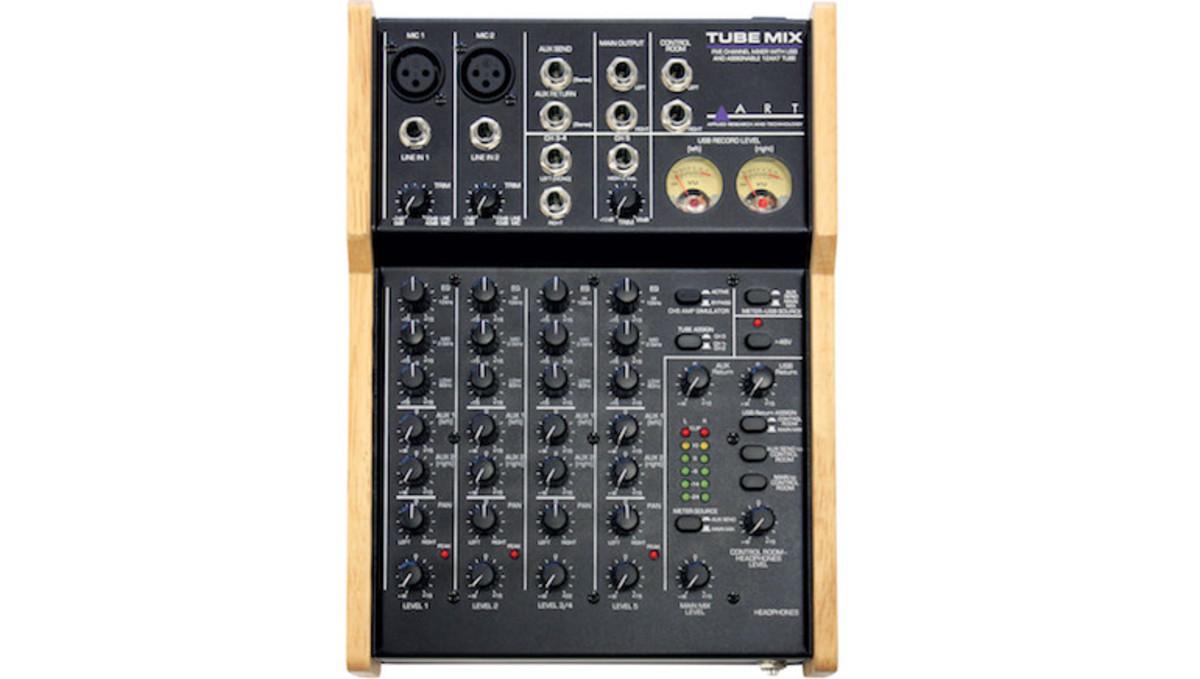 ART TubeMix Kompaktowy mikser/interfejs audio