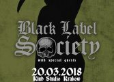 Dwa koncerty Black Label Society