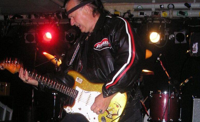 Zmarł Dick Dale, prekursor surf rocka