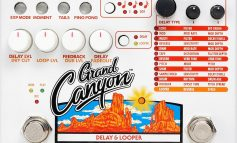 EHX Grand Canyon Delay & Looper
