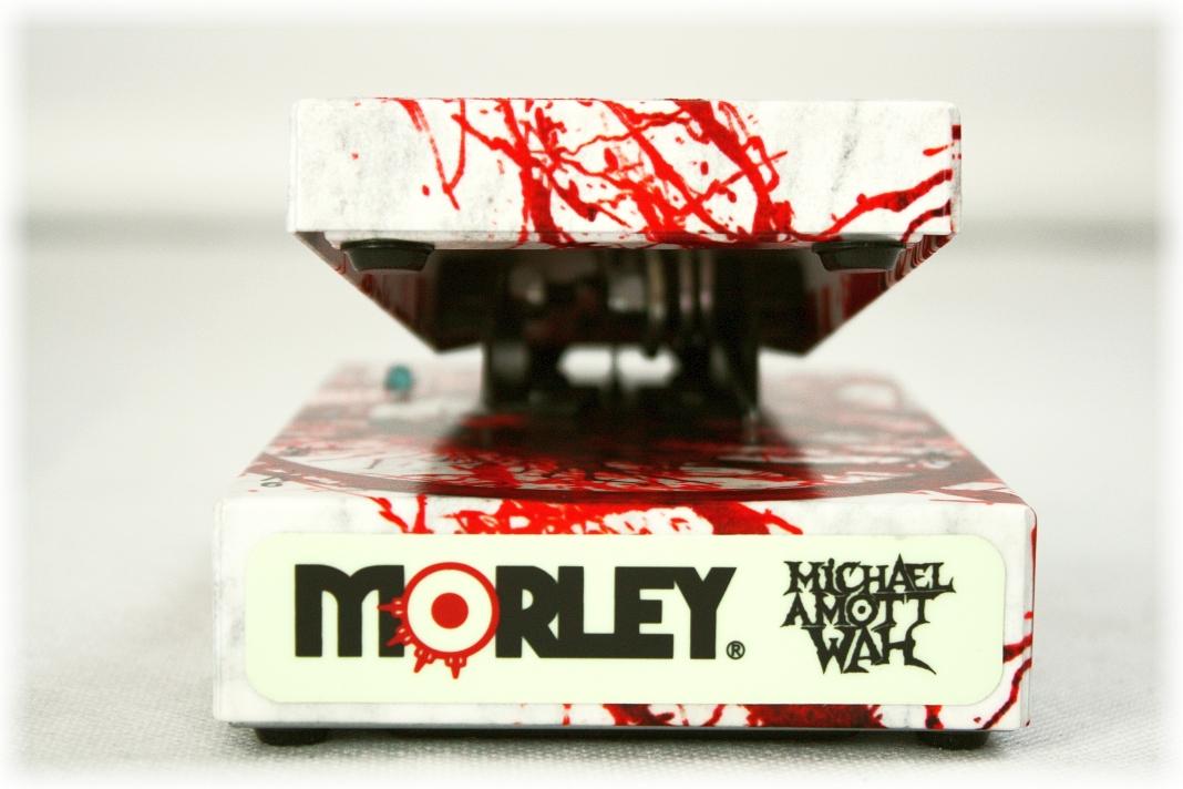 Morley Mini Michael Amott Wah