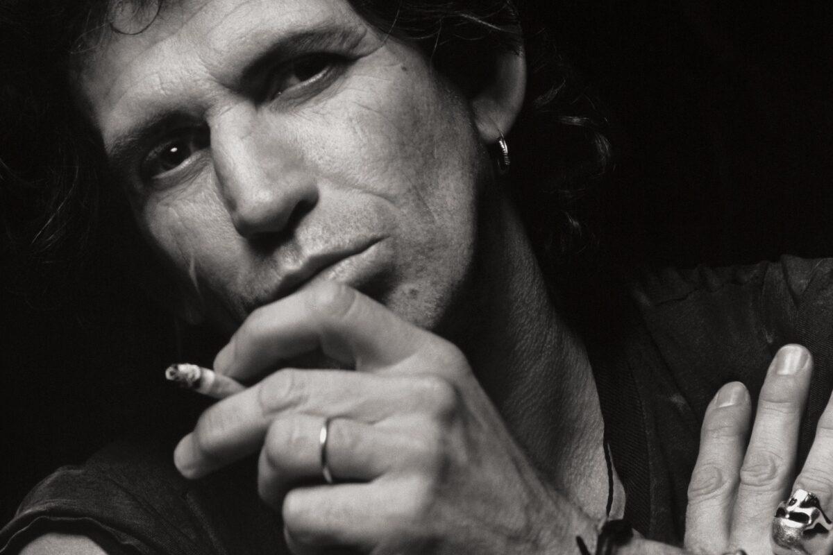 Keith Richards – nowy utwór i wideo