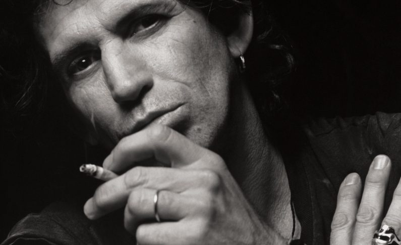 Keith Richards - nowy utwór i wideo