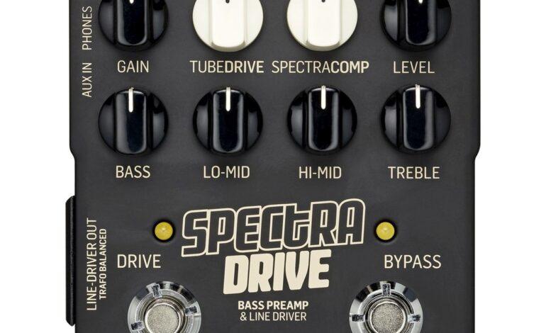 TC Electronic SpectraDrive