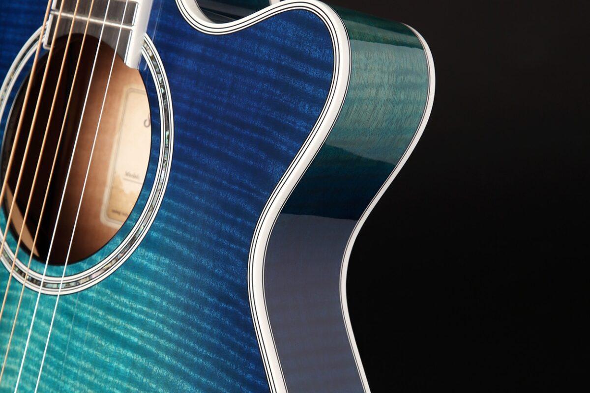 Takamine Thinline – nowa seria gitar akustyczno-elektrycznych