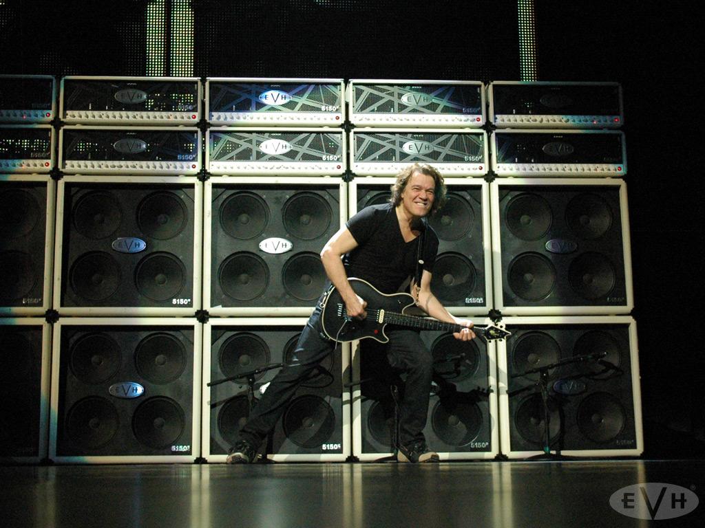 Zabrzmij jak Eddie van Halen