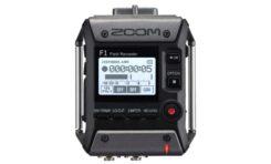 Zoom F1 – nowy rejestrator audio