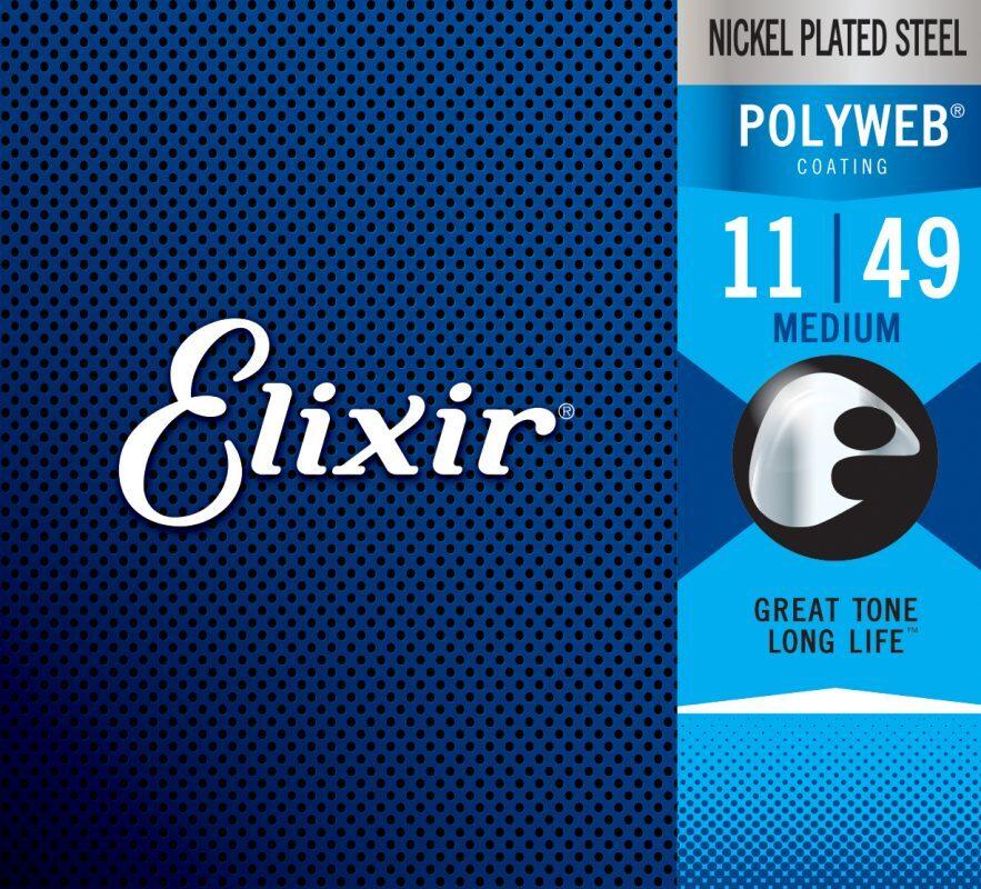 Nowe komplety strun Elixir