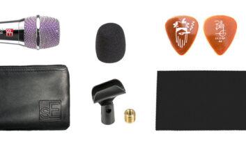 Specjalna wersja mikrofonu sE Electronics V7 BFG