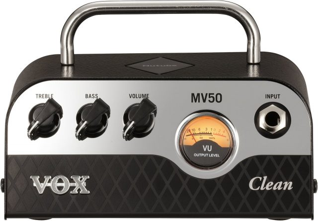Vox MV50 w technologii Nutube