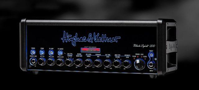 Highes & Kettner Black Spirit 200