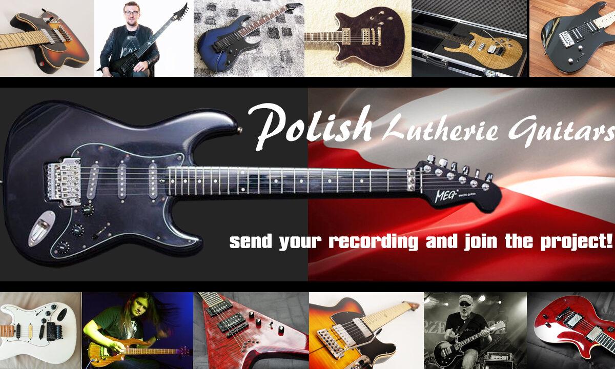 Grasz na gitarze lutniczej? Wydaj utwór na płycie MP3