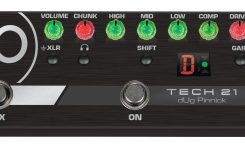 Tech21 dUg Pinnick DP-3X