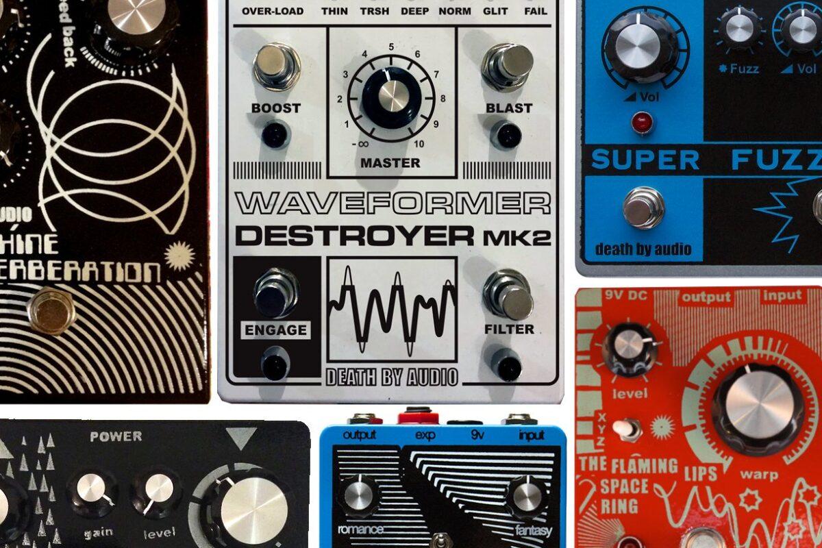 Efekty Death By Audio i Amptweaker dostępne w Warwick Distrubution