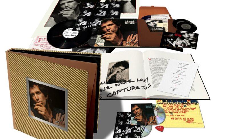 Reedycja pierwszego solowego albumu gitarzysty The Rolling Stones już w sprzedaży