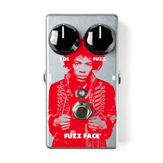 Dunlop JHM5 Jimi Hendrix Fuzz Face