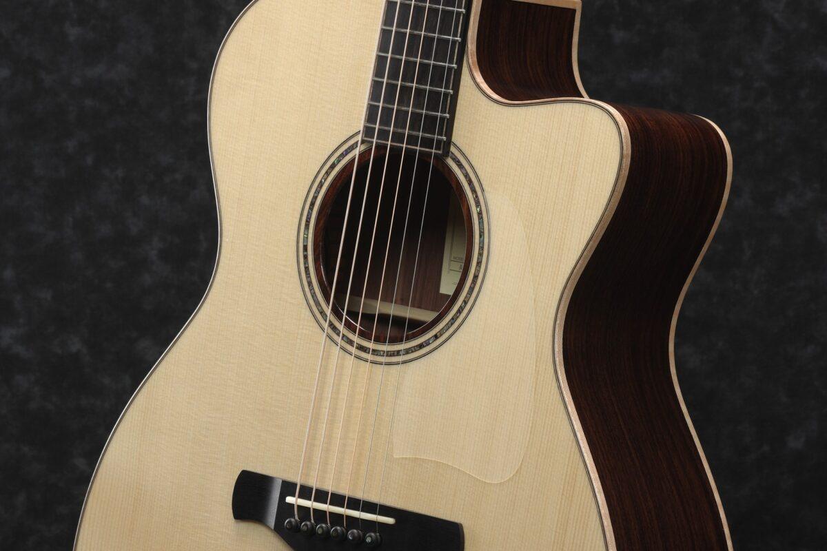 Nowe gitary fingerstyle marki Ibanez