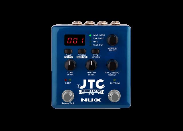 NUX JTC Pro